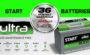 NOVO na tržištu, Start Ultra akumulatori sa 3 godine garancije.